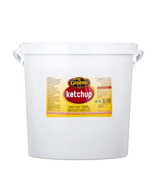 ketchup cubo 10kg