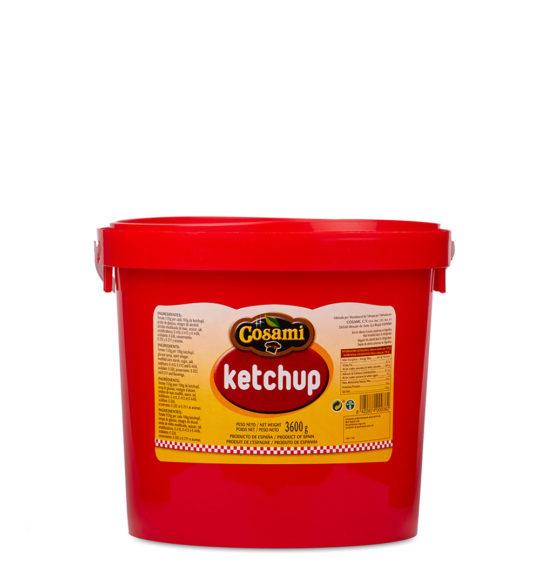 ketchup cubo 4kg