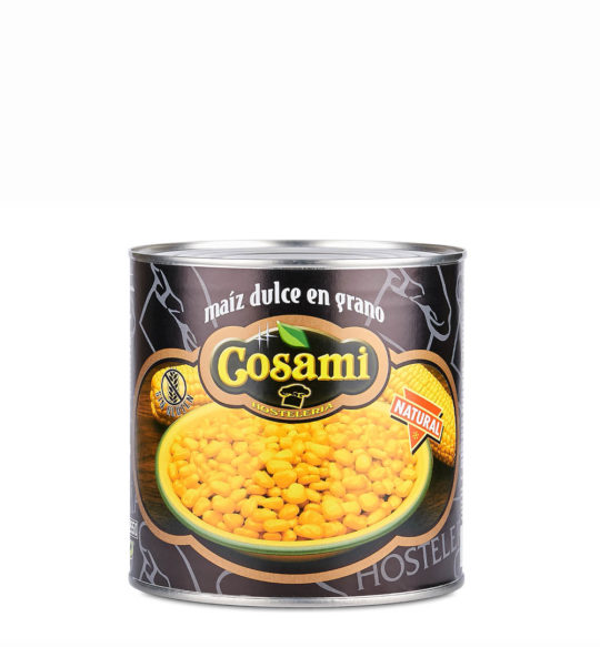 maiz dulce lata 3kg