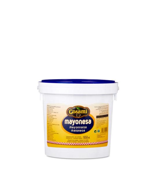 mayonesa cubo 2kg