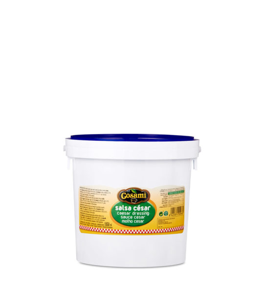 salsa cesar cubo 2kg