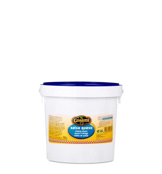 salsa queso cubo 2kg