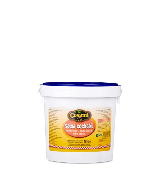 salsa rosa cubo 2kg