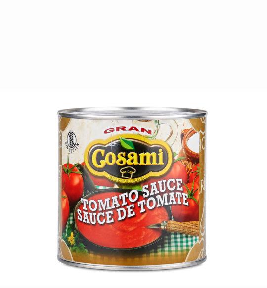 salsa tomate lata 3kg gran cosami