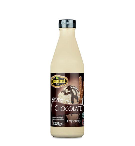 sirope chocolate botella 1200ml