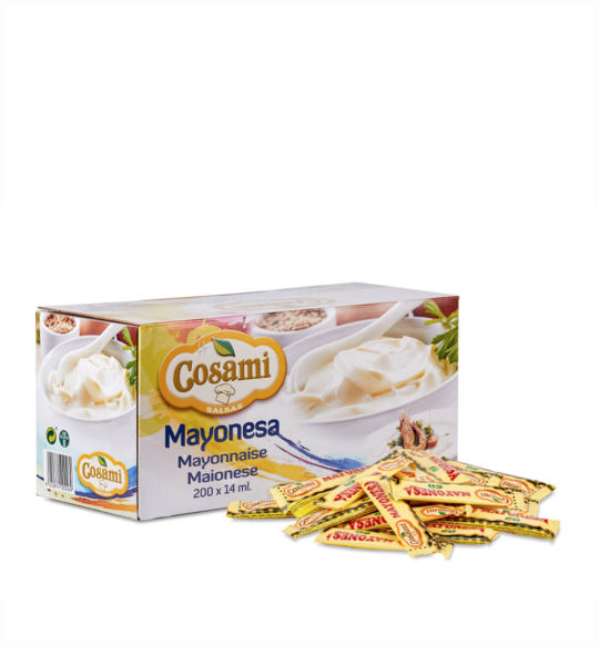 mayonesa monodosis