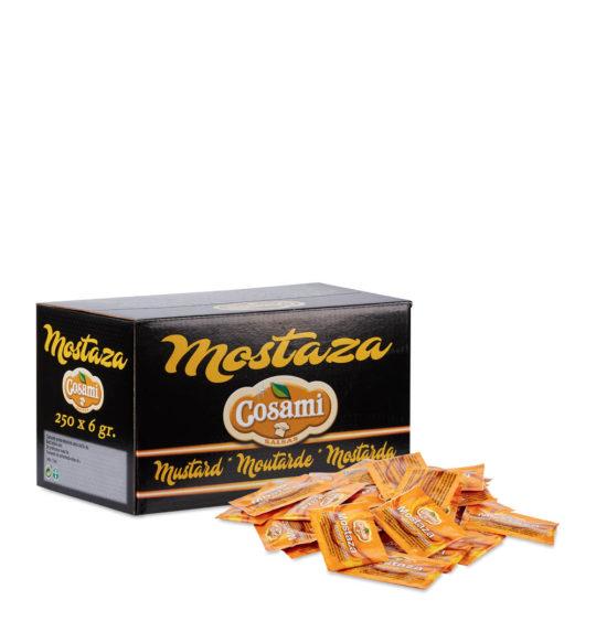 mostaza monodosis