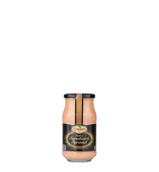 salsa sandwich spread frasco 500ml